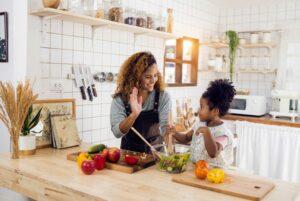 Les besoins nutritionnels du jeune enfant