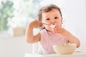 Les biotiques au service de la santé des nourrissons